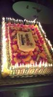 Gâteau pour Inazuma Eleven